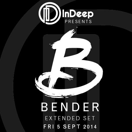 INDEEP PRESENTS BENDER