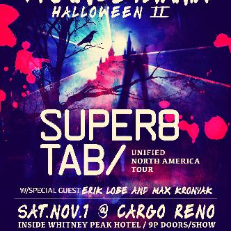 SUPER8 & TAB UNIFIED TOUR
