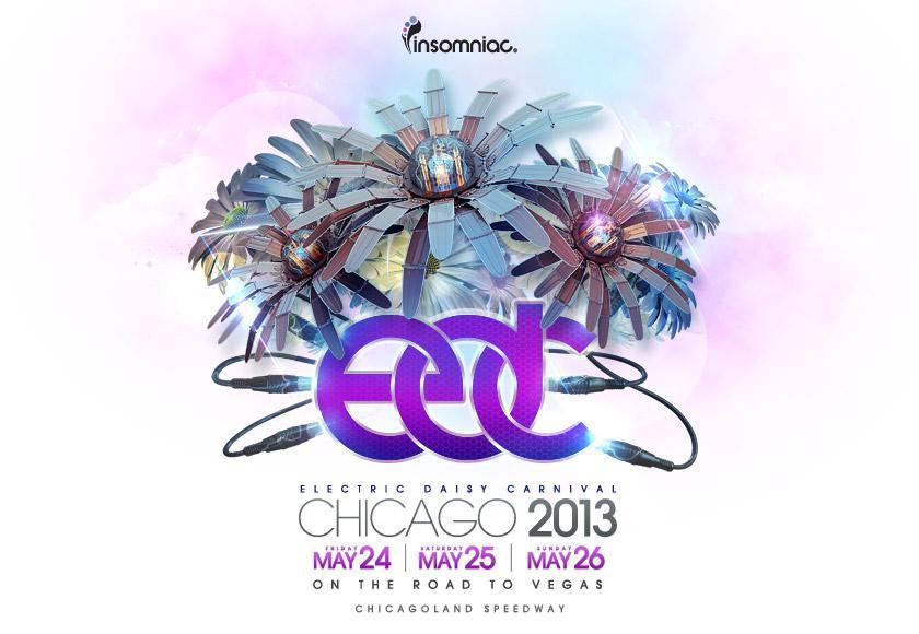 Buy EDC Chicago Tickets at Flavorus