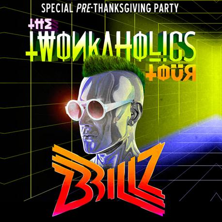 PRE-THANKSGIVING FT. BRILLZ