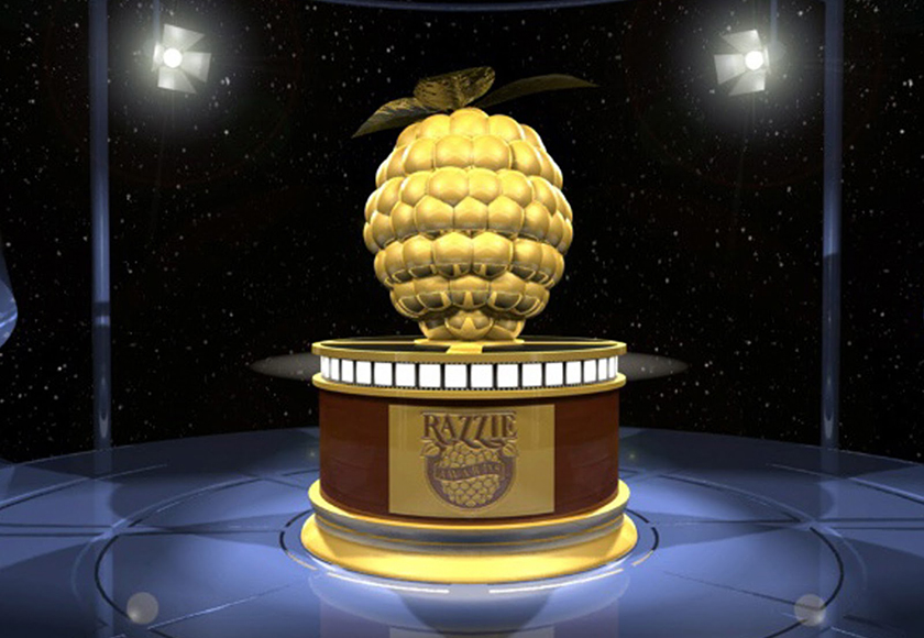35TH RAZZIE AWARDS