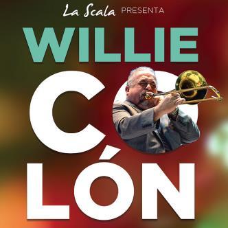 WILLIE COLON EN CONCIERTO