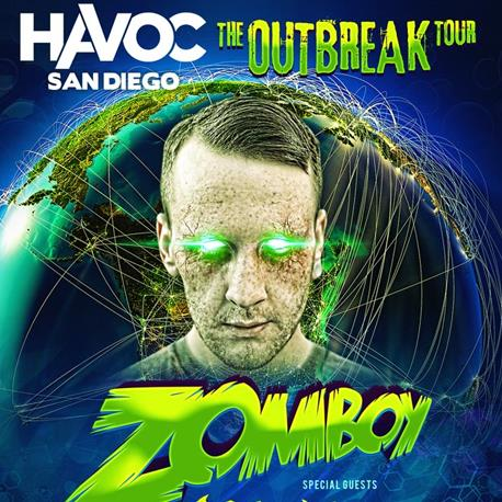 HAVOC SD-ZOMBOY & COOKIE MONSTA