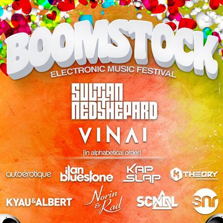Boomstock Music Festival