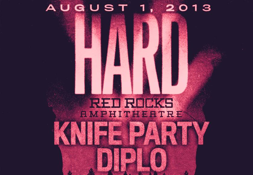 Buy Hard Red Rocks Tickets from Flavorus