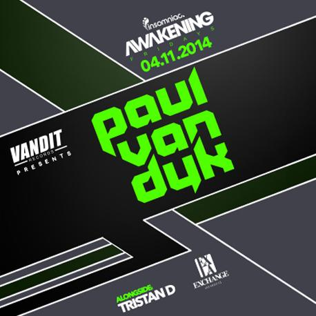 Awakening Ft. Paul Van Dyk