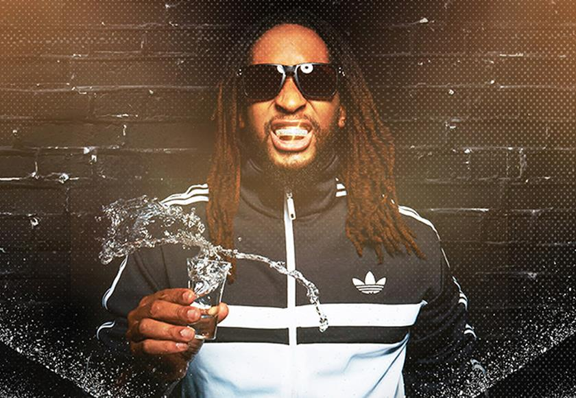 Lil John at OHM Nightclub