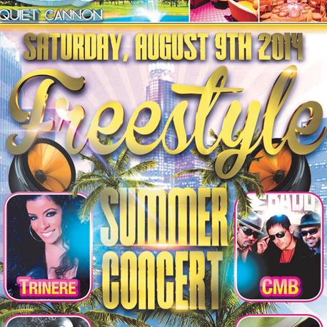 FREESTYLE SUMMER CONCERT