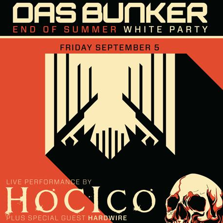 HOCICO LIVE AT DAS BUNKER