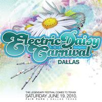 Electric Daisy Carnival Dallas tickets