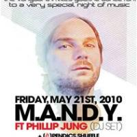 M.A.N.D.Y. ft. Phillip Jung tickets