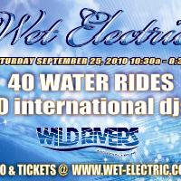 Wet Electric tickets