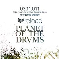 Reload :: Planet of the Drums tickets