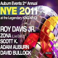 NYE 2011 at King King! tickets