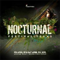 Nocturnal Festival Texas 2011 tickets