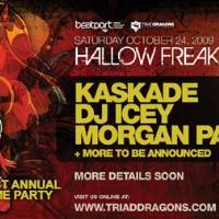 HALLOWFREAKNWEEN tickets