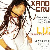 Xande Cruz tickets