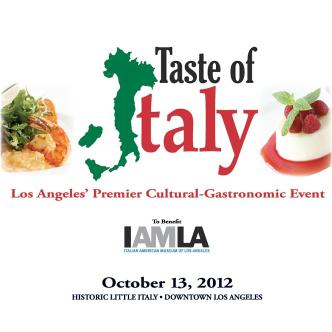 Taste of Italy: Main Image