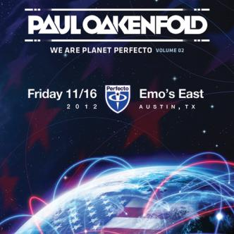 Paul Oakenfold at Emo's in ATX: Main Image