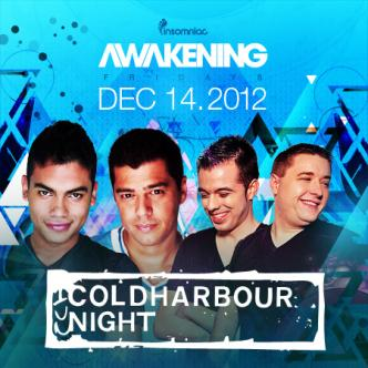 Coldharbour Night Los Angeles: Main Image