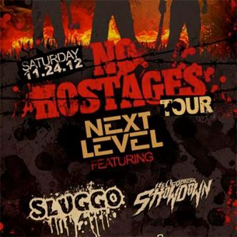 Next Level: No Hostages Tour: Main Image
