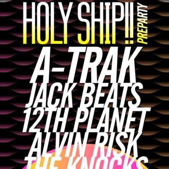 HOLY SHIP!! Pre Party: Main Image