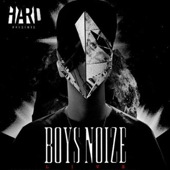 BOYS NOIZE LIVE CHICAGO: Main Image