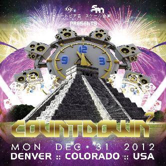 COUNTDOWN 7 NEW YEARS DENVER: Main Image