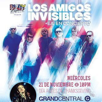 Los Amigos Invisibles: Main Image