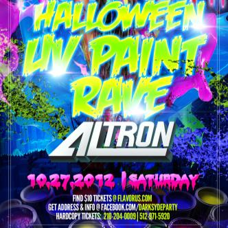 HALLOWEEN (UV Paint Party): Main Image