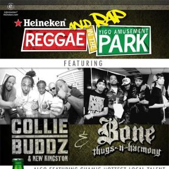 Reggae and Rap in the Park: Main Image
