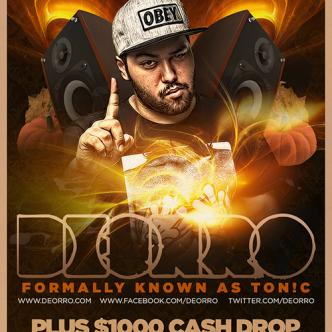 Deorro (Ton!c) :: Dallas: Main Image