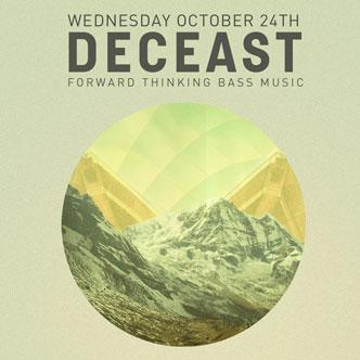Deceast Label Night: Main Image