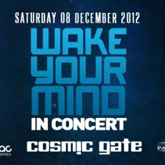 WAKE YOUR MIND : COSMIC GATE: Main Image