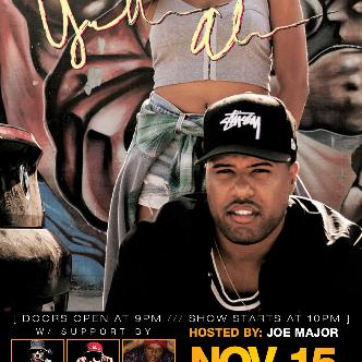Dom Kennedy World Tour: Main Image