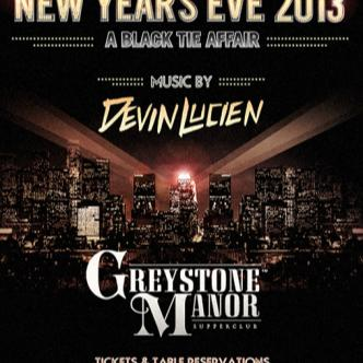 NYE at Greystone Manor: Main Image