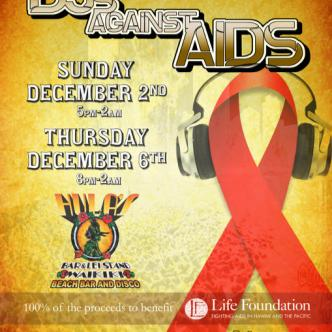 DJs Against AIds: Main Image