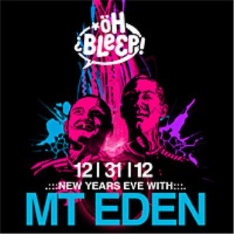 MT EDEN on NEW YEARS EVE: Main Image