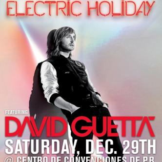 Electric Holiday: Main Image