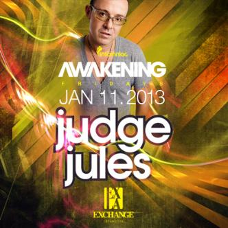 Awakening ft. Judge Jules: Main Image