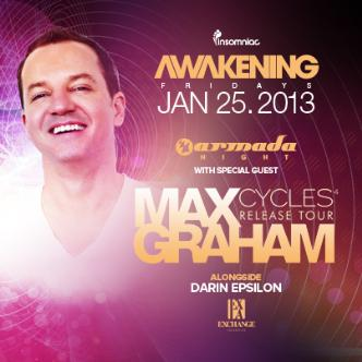 Armada Night ft. Max Graham: Main Image