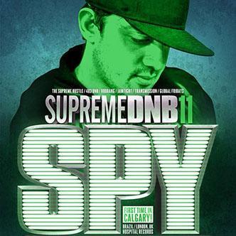 S.P.Y - SUPREME DNB #11: Main Image