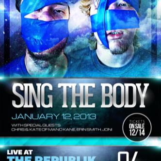 Sing The Body: Main Image