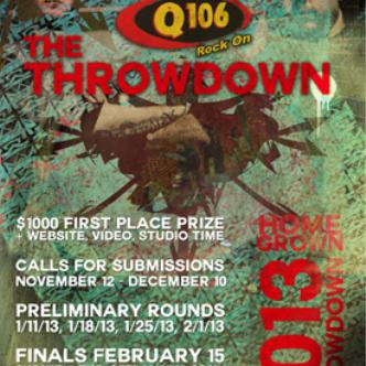 Q106 Throwdown Week 4: Main Image