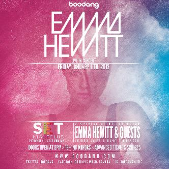 EMMA HEWITT - EDMONTON: Main Image