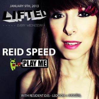 LIFTED: REID SPEED: Main Image