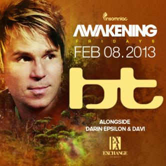Awakening presents BT: Main Image