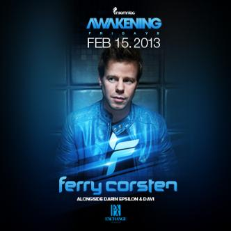 Awakening ft. Ferry Corsten: Main Image