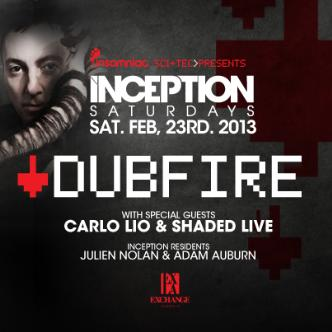 Dubfire, Carlo Lio + Shaded: Main Image