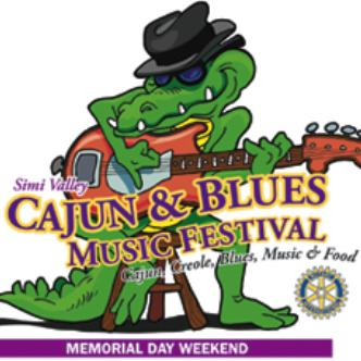 Cajun & Blues Music Festival: Main Image